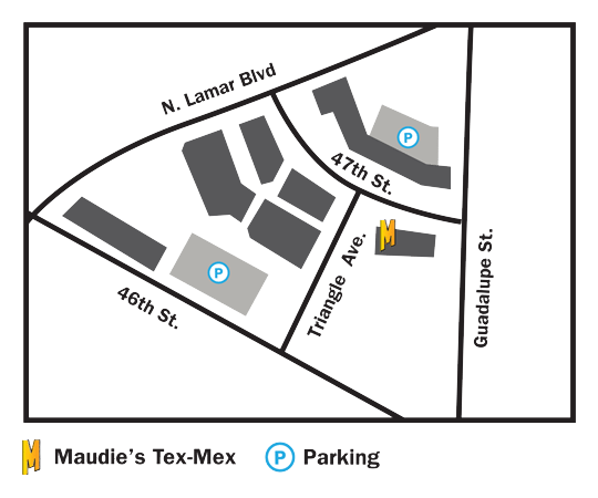 Parking recommendation:  There is surface parking around the restaurant as well as 2 garages.  The best parking option is the large garage that is behind Snap Kitchen.  There are 5 floors of parking available for guests at the Triangle.
